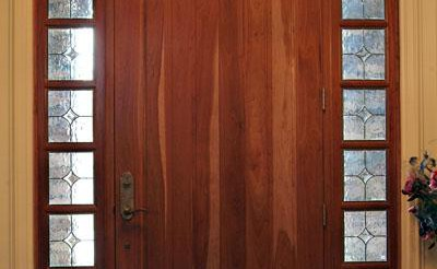 entryway-stained-glass-door-sidelights-garland-texas
