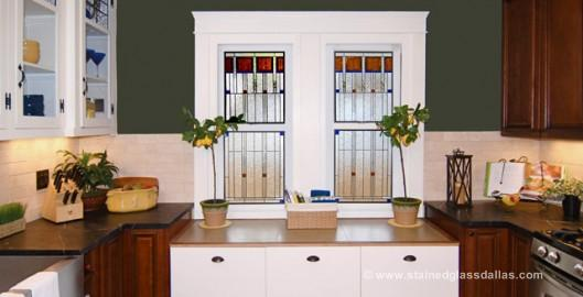 Dallas Stained Glass Styles