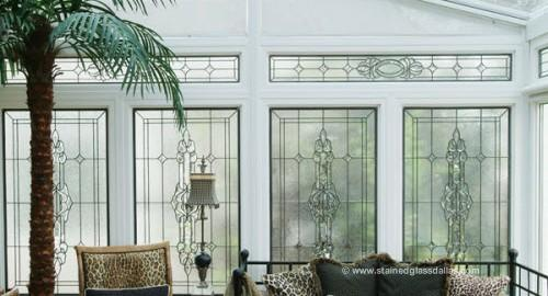 Stained Glass Sunroom