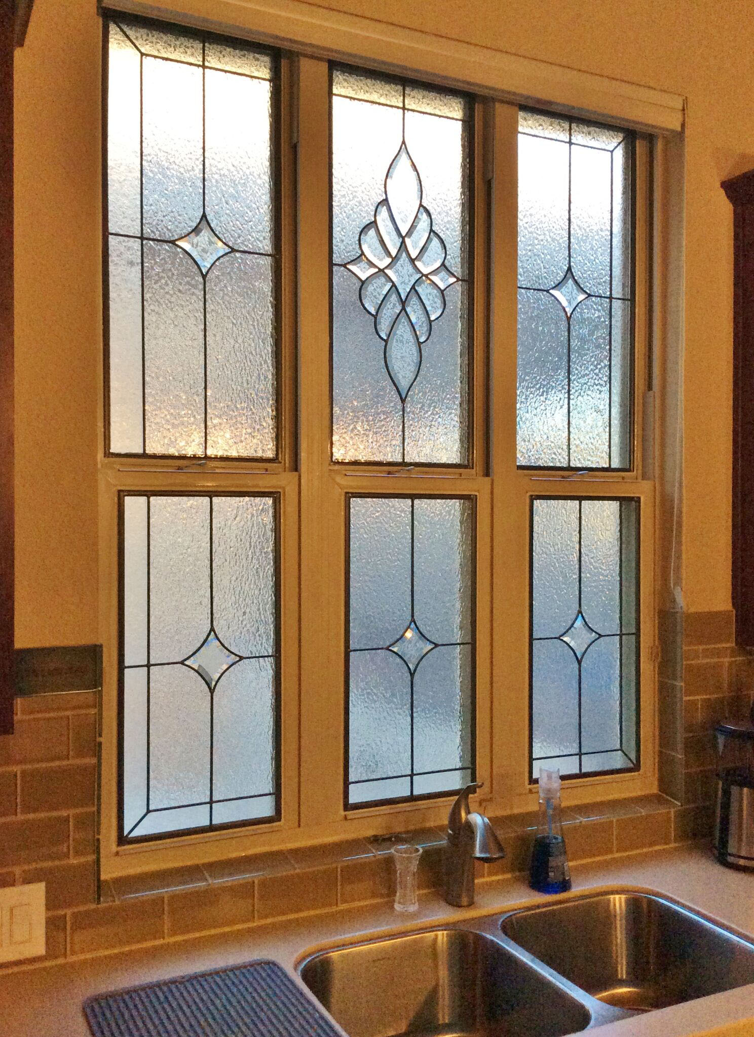 Stained Glass Kitchen Windows Amp Cabinets Dallas Stained