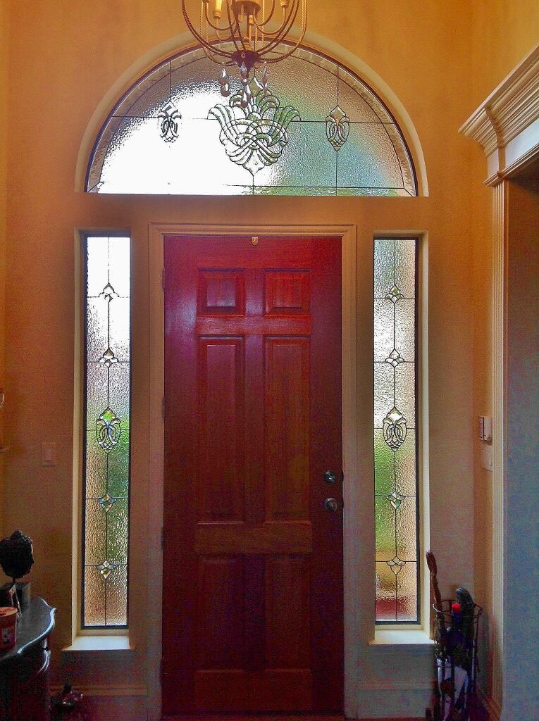 sidelight stained glass dallas