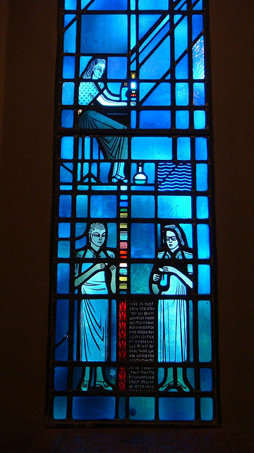 denton stained glass
